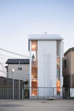White Hut #architecture