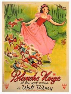 Vintage Rose Garden #illustration #disney #poster