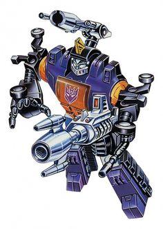 bombshell.jpg (550×775) #transformers #illsutration #robot