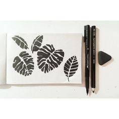 Tumblr #handrawn #illustration #nature