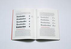 Brandzeichen – Die Rolle der Schrift im Branding #layout