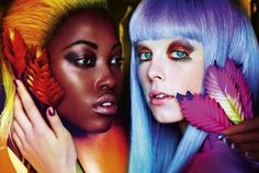Dreaming in Colour by Mario Testino » Creative Photography Blog #fashion #photography #inspiration
