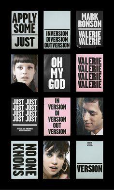 Hugo #poster #typography