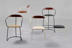 Ghost Chair, Minus-tio studio, Sweden
