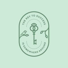 Badges & Emblems - Luke Mynus #badges #logo #key #emblems