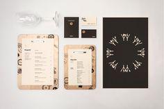 Projet 67 #print #branding #stationery