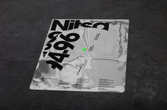 Mucho Nitsa 94 96: El Giro Electrónico #type #rotate #paper #poster