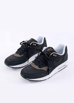 Nike Air Max #max #white #air #shoe #black #nike #sneaker