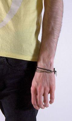 Geller bracelet #geller #chain #jewelry #silver