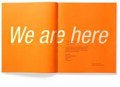 #editoral #color #book #design #typography #layout #minimal #simple