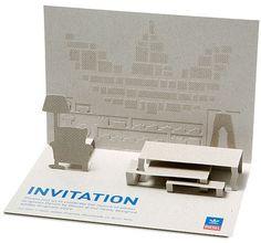 FFFFOUND! | FLOOR 5 #pop #invitation #card #diesel #up