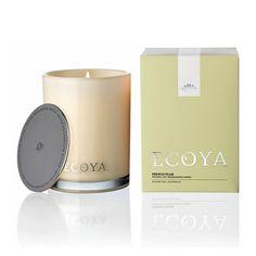 Lotus Flower Madison Jar Candle