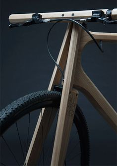 Wooden Bicycle_5 #wood #bicycle