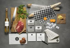 Coor restaurants | We are Bold #essentials #food #branding