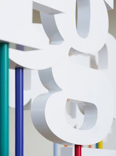 Kings Place offices wayfinding & signage | Cartlidge Levene #sign #type #observer