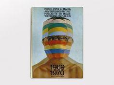 Display   Pubblicita in Italia 1969-1970   Collection #cover #book