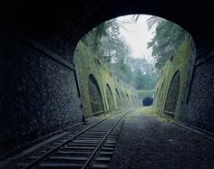 By The Silent Line – Fubiz™ #abandoned #photography #railway