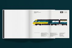 British Rail Corporate Identity Manual  http://kck.st/1XjHYUk  A high spec reproduction of the iconic British Rail Corporate Identity Manual