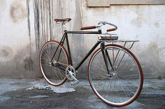 UCY Duomatic Porteur #bicycle #brooks #bike