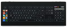 Optimus Tactus keyboard #keyboard #interface #optimus #tactus