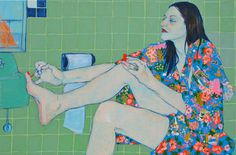 Drawings by artist Hope Gangloff #illustration