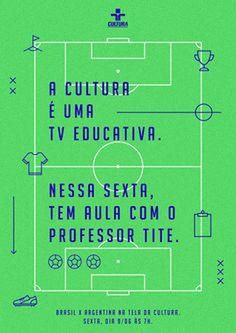 TV Cultura   Brasil x Argentina - Marcos Alves   Redator