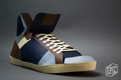 paper sneaker