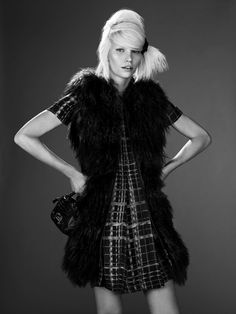 Aline Weber by Ben Weller #model #girl #photography #fashion #beauty