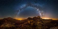 Astrophotography by Javier Martinez Moran