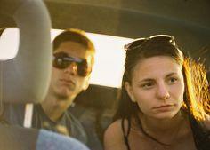 Djulia+Kosio #ride #sunset #car