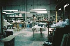 Xavier Maxc3xb1osa #ceramic #studio #xavier