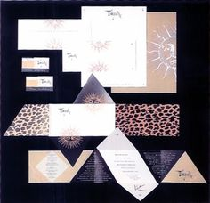 Petrula Vrontikis Graphic Design #brand #identity