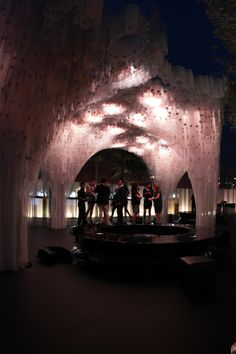 CJWHO ™ (BVLGARI Pavilion at Abu Dhabi Art 2012) #abu #installation #bvlgari #design #pavilion #photography #architecture #dhabi #art #luxury