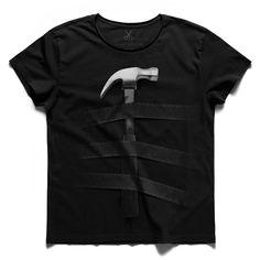 #hata #black #tee #tshirt #hammer #bernardshaw #error #mistake #fault #wrong