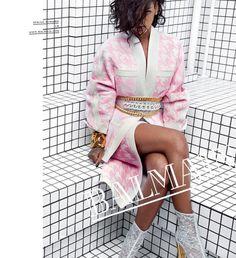 Fashion Photography by Inez Van Lamsweerde and Vinoodh Matadin