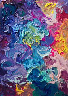 Tanya Shatseva | PICDIT #painting #art