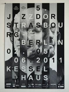 FFFFOUND! | 58_jazzdorberlin1.jpg (JPEG Image, 525×700 pixels) #jazz