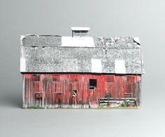 brokenhouses-2 #sculpture #house #art #broken #miniature