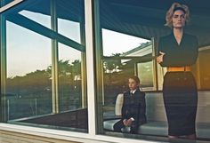 Amber Valletta: Lady Be Good - Culture - Vogue