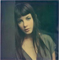 1310.jpg 631×640 pixels #woman #polaroid #photography #portrait #vintage #instant