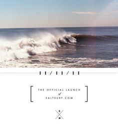 Below The Salt The Official Salt Surf Blog #surf #salt #poster