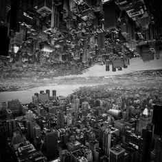 CJWHO ™ (New York city by Brad Sloan [artists on tumblr] ...)