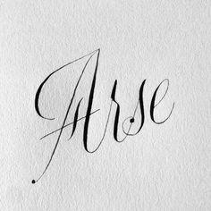 Arse #script