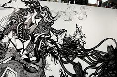 KFKS #live #kfks #design #graphic #black #art #murals #drawing