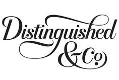 Type & Illustration by Sebastian Lester #font #script #design #elegant #type
