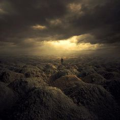Photography by Karezoid Michal Karcz | Cuded #clouds #photography #landscape