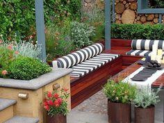 Contemporary Garden design #garden #design #modern