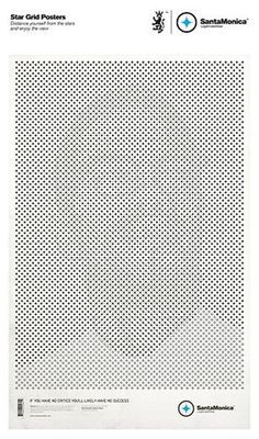 FFFFOUND! | STAR GRID POSTERS on the Behance Network