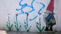 Street : Rafa Olivarría Abís #gnome #gnomes #art #street