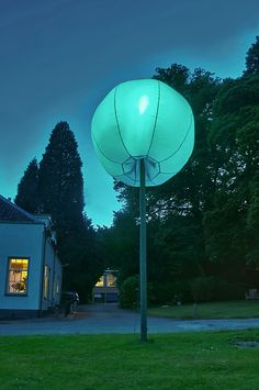 public furniture interventions by thor ter kulve #light
